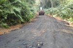 Mundemba-Isangele-Akwa Road. Works to Restore Traffic near Completion